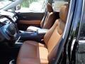 Saddle Tan/Espresso Birds Eye Maple Interior Photo for 2013 Lexus RX #66726287