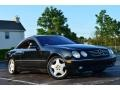Black 2002 Mercedes-Benz CL 500