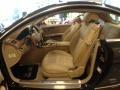 Cashmere/Savanna Front Seat Photo for 2012 Mercedes-Benz CL #66732590