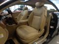 Cashmere/Savanna 2012 Mercedes-Benz CL Interiors