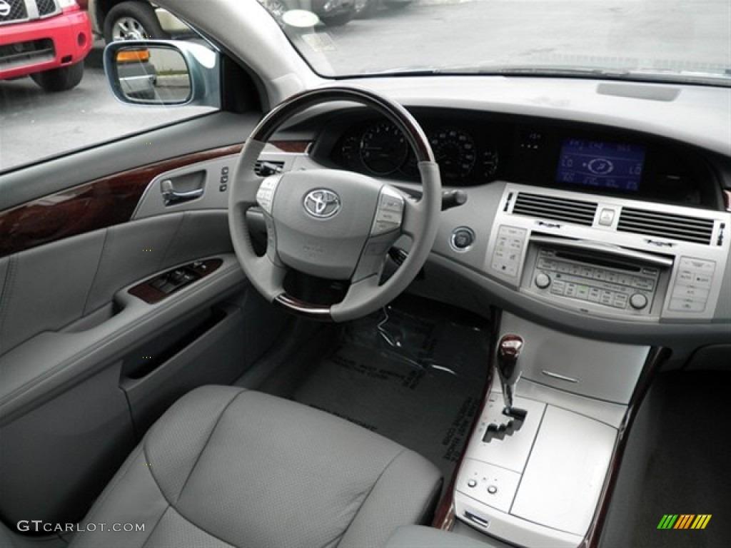 2009 Toyota Avalon Limited 2009 Toyota Avalon Limited Light Gray Dashboard Photo #66750934 ...