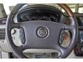 2007 Cadillac DTS Shale Interior Steering Wheel Photo
