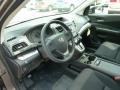 2012 Urban Titanium Metallic Honda CR-V EX 4WD  photo #16
