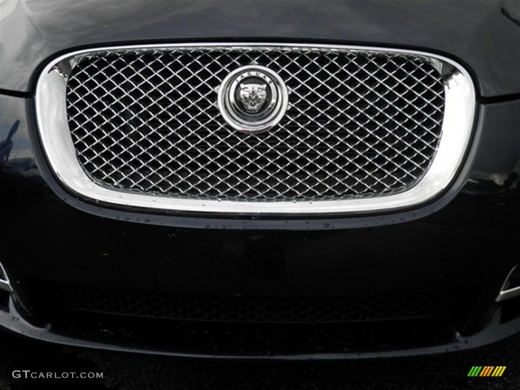 2009 jaguar xf luxury front grill photo 66770137. Black Bedroom Furniture Sets. Home Design Ideas