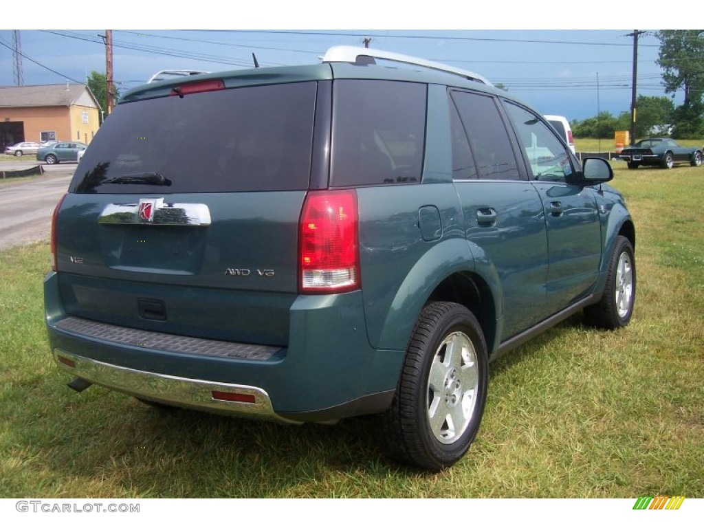 Cypress Green 2006 Saturn Vue V6 Awd Exterior Photo