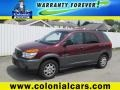 Medium Red Metallic 2003 Buick Rendezvous CX AWD