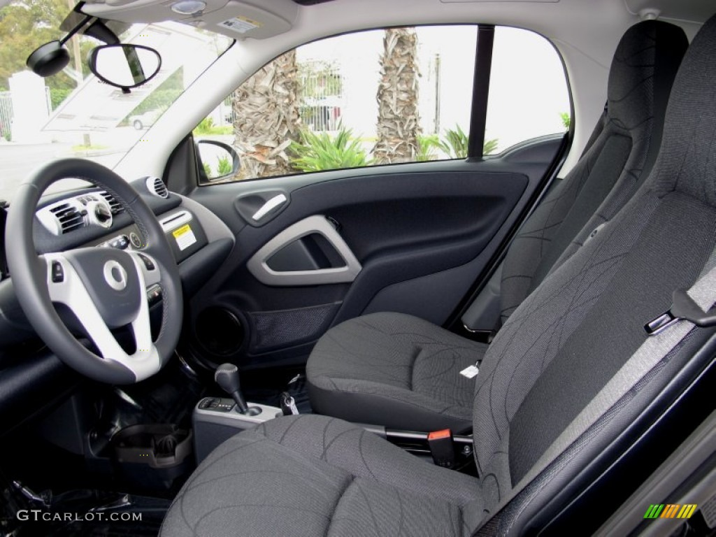 2013 smart fortwo passion coupe interior photo 66788091. Black Bedroom Furniture Sets. Home Design Ideas