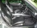 Front Seat of 2005 911 Carrera S Coupe