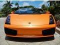 2008 Gallardo Spyder E-Gear Arancio Borealis (Orange)