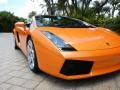 Arancio Borealis (Orange) - Gallardo Spyder E-Gear Photo No. 9