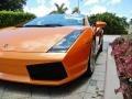 Arancio Borealis (Orange) - Gallardo Spyder E-Gear Photo No. 10