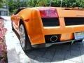Arancio Borealis (Orange) - Gallardo Spyder E-Gear Photo No. 11