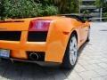 Arancio Borealis (Orange) - Gallardo Spyder E-Gear Photo No. 12
