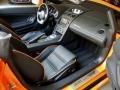 Dashboard of 2008 Gallardo Spyder E-Gear