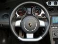 2008 Gallardo Spyder E-Gear Steering Wheel