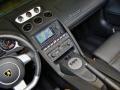 Controls of 2008 Gallardo Spyder E-Gear