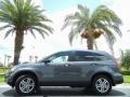 2011 Polished Metal Metallic Honda CR-V EX 4WD  photo #1