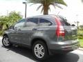 2011 Polished Metal Metallic Honda CR-V EX 4WD  photo #8
