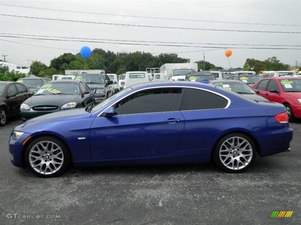 montego blue metallic 2007 bmw 3 series 328i coupe exterior photo 66798754. Black Bedroom Furniture Sets. Home Design Ideas