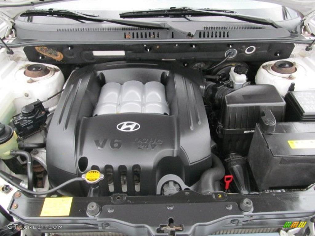 2004 hyundai santa fe gls 2 7 liter dohc 24 valve v6 engine photo 66803566 gtcarlot com gtcarlot com