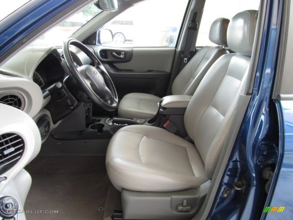 Great 2006 Hyundai Santa Fe Limited 4WD Interior Photo #66811617 Ideas