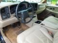 Tan/Neutral 2002 Chevrolet Tahoe Interiors
