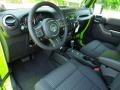 Black Prime Interior Photo for 2012 Jeep Wrangler #66819076