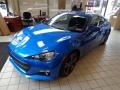 2013 WR Blue Pearl Subaru BRZ Limited  photo #1