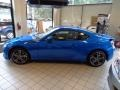 2013 WR Blue Pearl Subaru BRZ Limited  photo #2