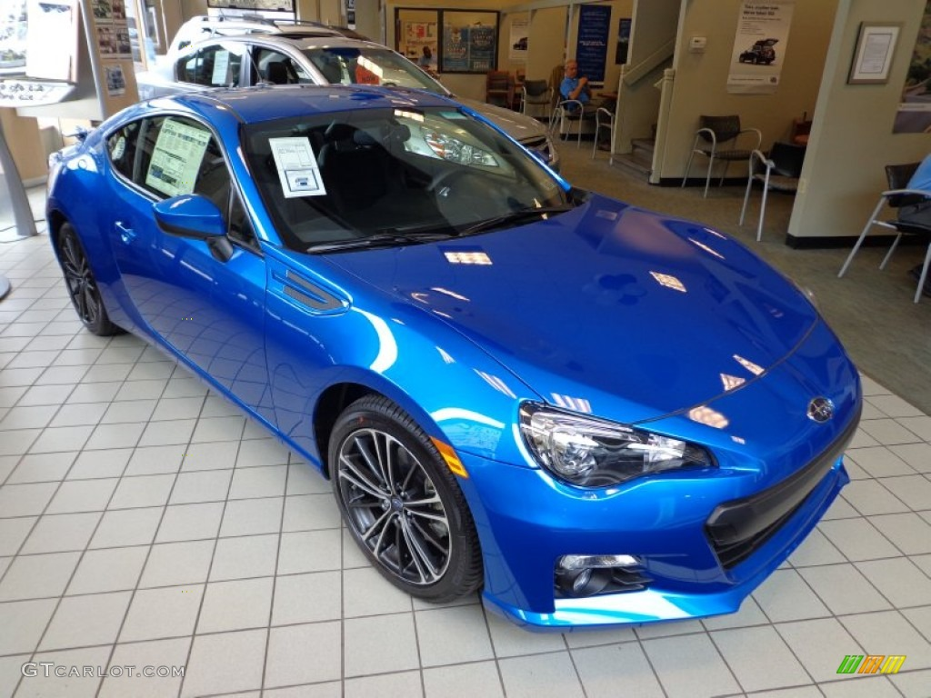 wr blue pearl 2013 subaru brz limited exterior photo 66822242. Black Bedroom Furniture Sets. Home Design Ideas