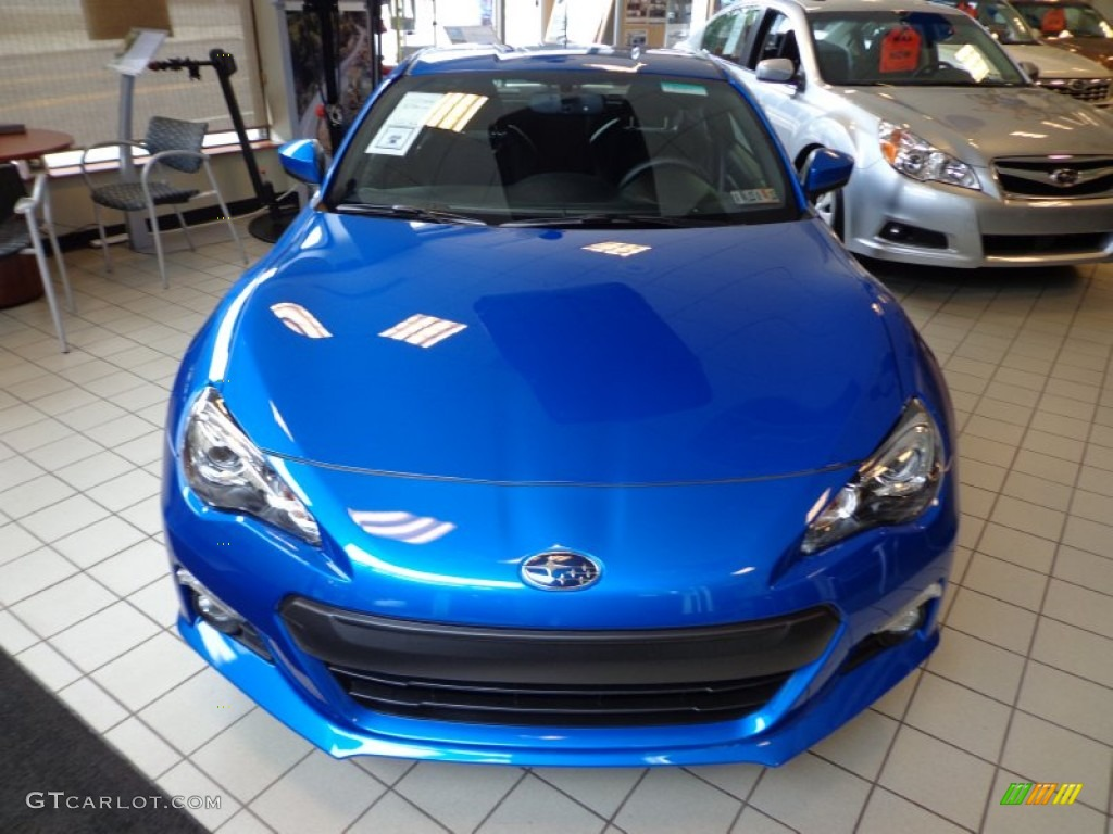 wr blue pearl 2013 subaru brz limited exterior photo 66822254. Black Bedroom Furniture Sets. Home Design Ideas