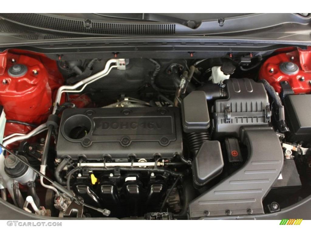 2011 Sorento LX AWD - Spicy Red / Beige photo #20