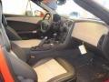 Cashmere 2013 Chevrolet Corvette Interiors