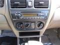 2005 Nissan Sentra Taupe Interior Controls Photo