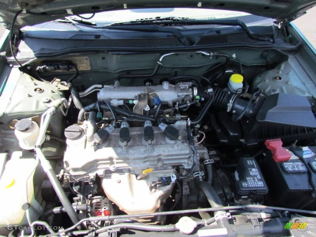 2005 Nissan Sentra 1 8 S Engine Photos Gtcarlot Com