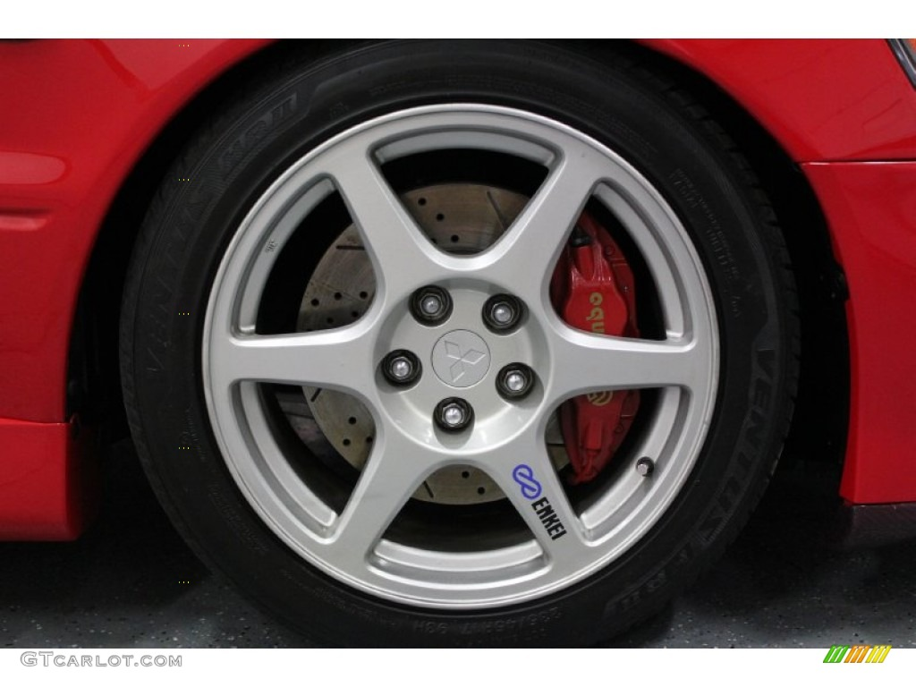 2003 Mitsubishi Lancer Evolution Viii Enkei Alloy Wheel