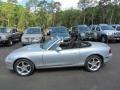 Sunlight Silver Metallic 2003 Mazda MX-5 Miata Gallery
