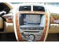 2008 Jaguar XK Caramel Interior Navigation Photo
