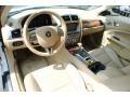 2008 Jaguar XK Caramel Interior Prime Interior Photo