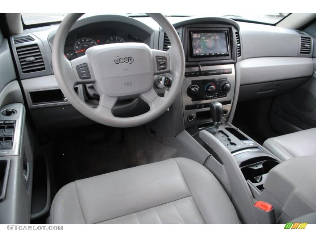 2005 jeep grand cherokee laredo 4x4 medium slate gray - 2005 jeep grand cherokee laredo interior ...