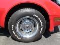 1982 Corvette Coupe Wheel