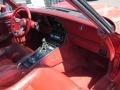 Dashboard of 1982 Corvette Coupe