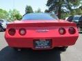 Red - Corvette Coupe Photo No. 14
