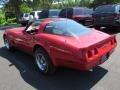 Red - Corvette Coupe Photo No. 16