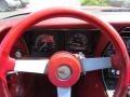 1982 Corvette Coupe Steering Wheel