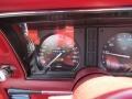 1982 Corvette Coupe Coupe Gauges
