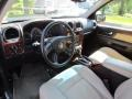 2005 GMC Envoy Light Tan/Ebony Interior Prime Interior Photo