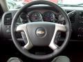 2012 Black Granite Metallic Chevrolet Silverado 1500 LT Crew Cab 4x4  photo #20