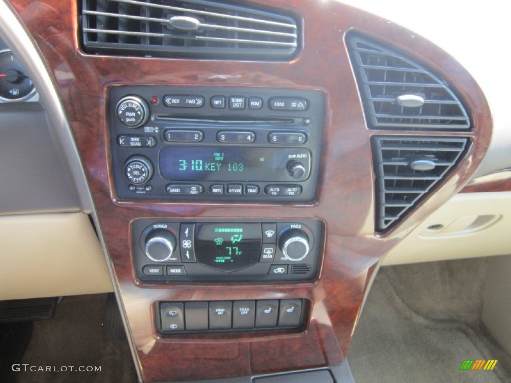 2005 buick rendezvous ultra controls photo 66839531. Black Bedroom Furniture Sets. Home Design Ideas