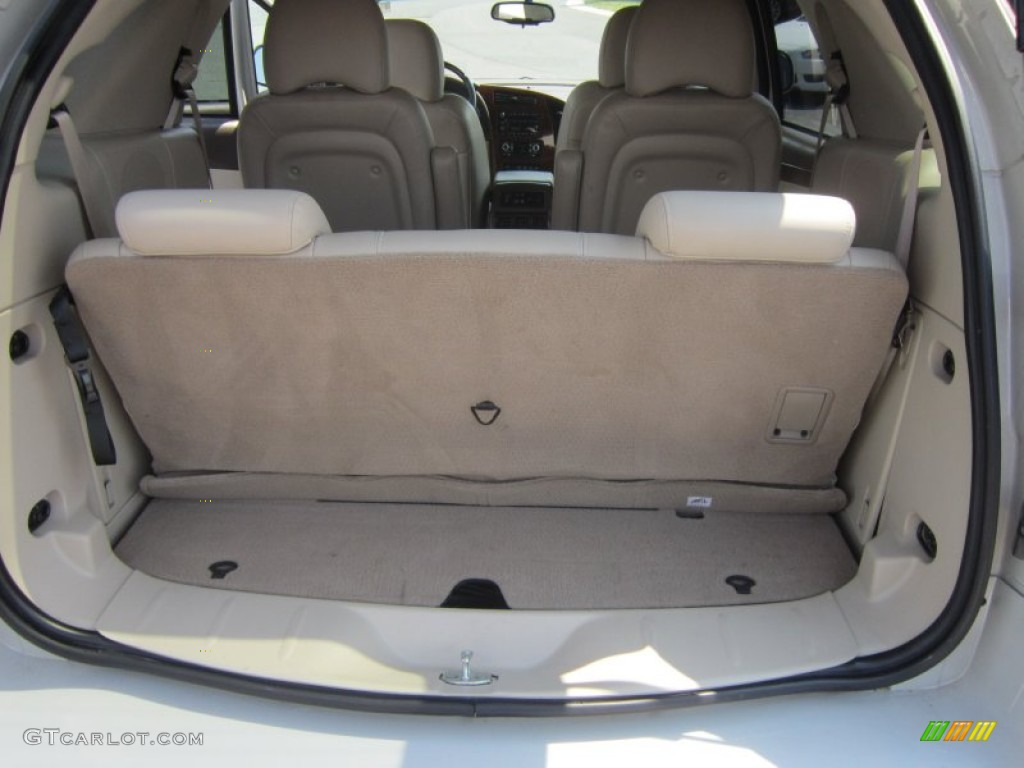 2005 buick rendezvous ultra trunk photo 66839573 - Buick rendezvous interior dimensions ...